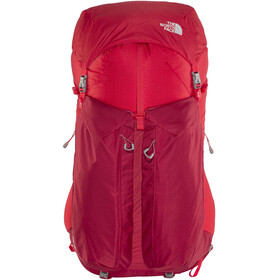 The North Face Banchee 50 Backpack red